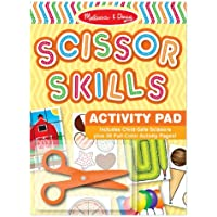 Melissa & Doug Scissor Skills Activity Book With Pair of...