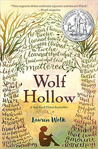 Wolf Hollow: Amazon.es: Lauren Wolk: Libros en idiomas ...