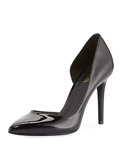 82ea36fe5bf8 Image Unavailable. Image not available for. Color  Michael Michael Kors  Claire Patent Leather ...