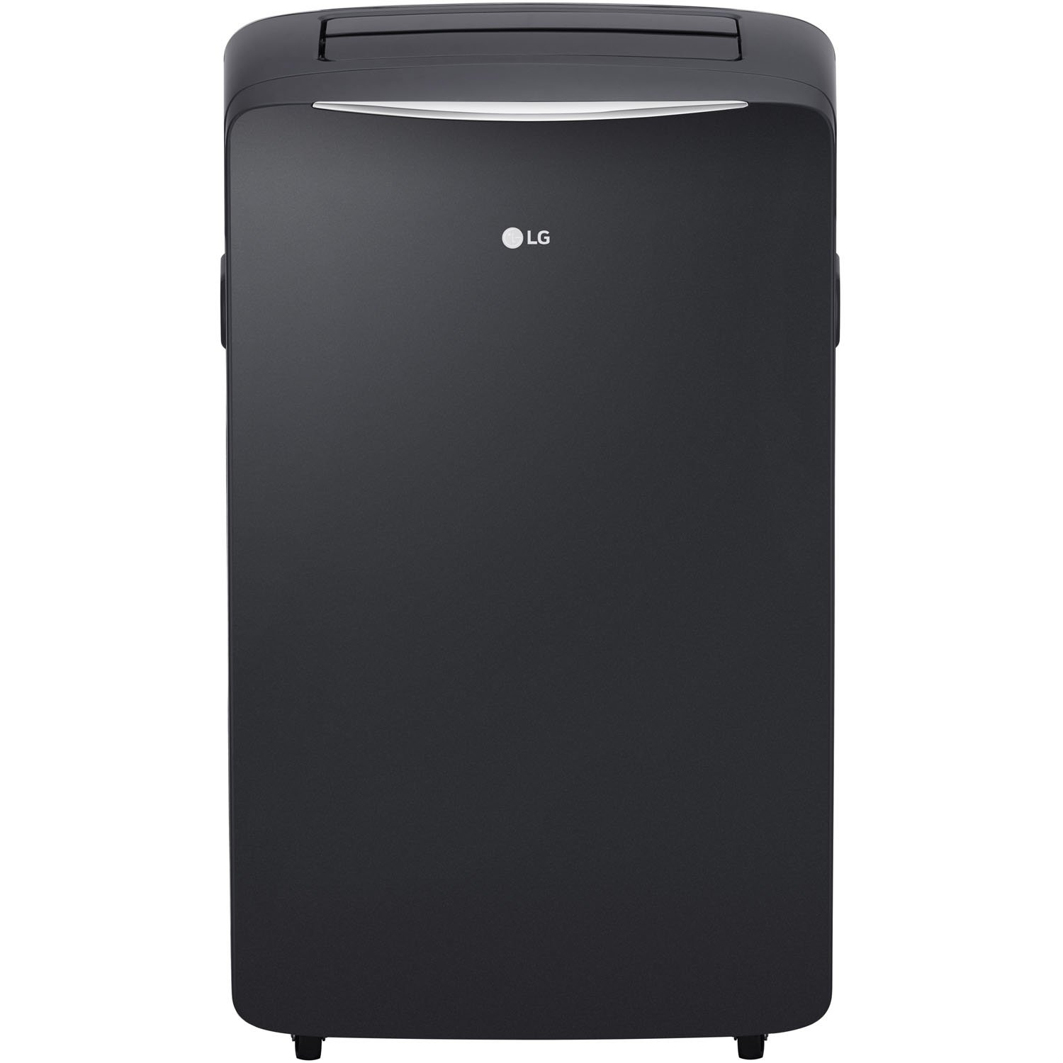 LG LP1417SHR 115V Portable Air Conditioner with Supplemental Heating in Graphite Gray for Rooms up to 400-Sq. Ft.
