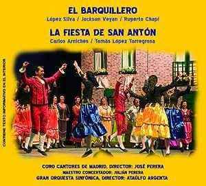 El Barquillero; La Fiesta de San Antón