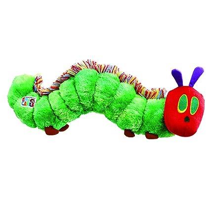 Amazon Com World Of Eric Carle The Very Hungry Caterpillar Plush