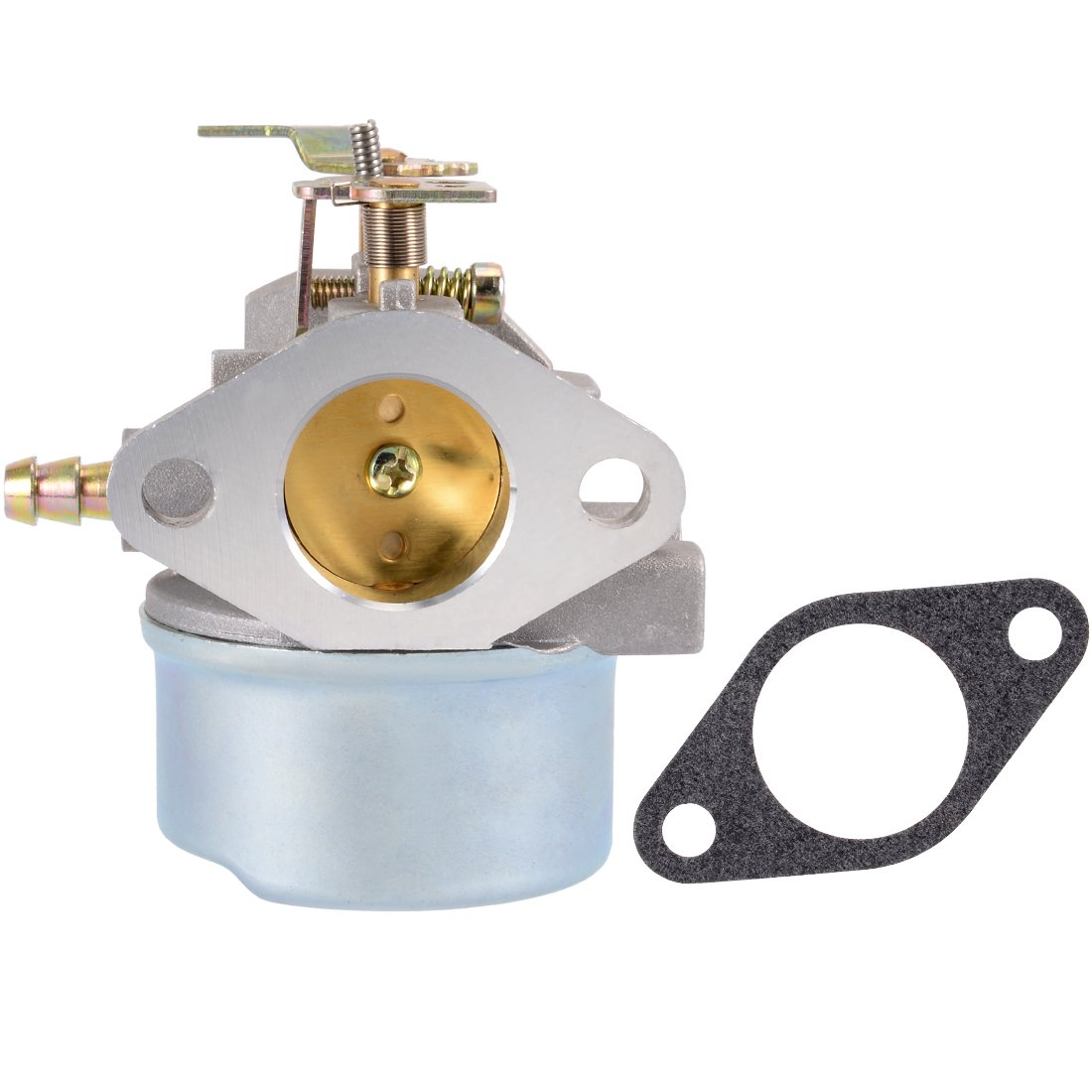 Carburetor Carb W//Gasket For TECUMSEH 640349 640052 640054 8hp 9hp 10hp