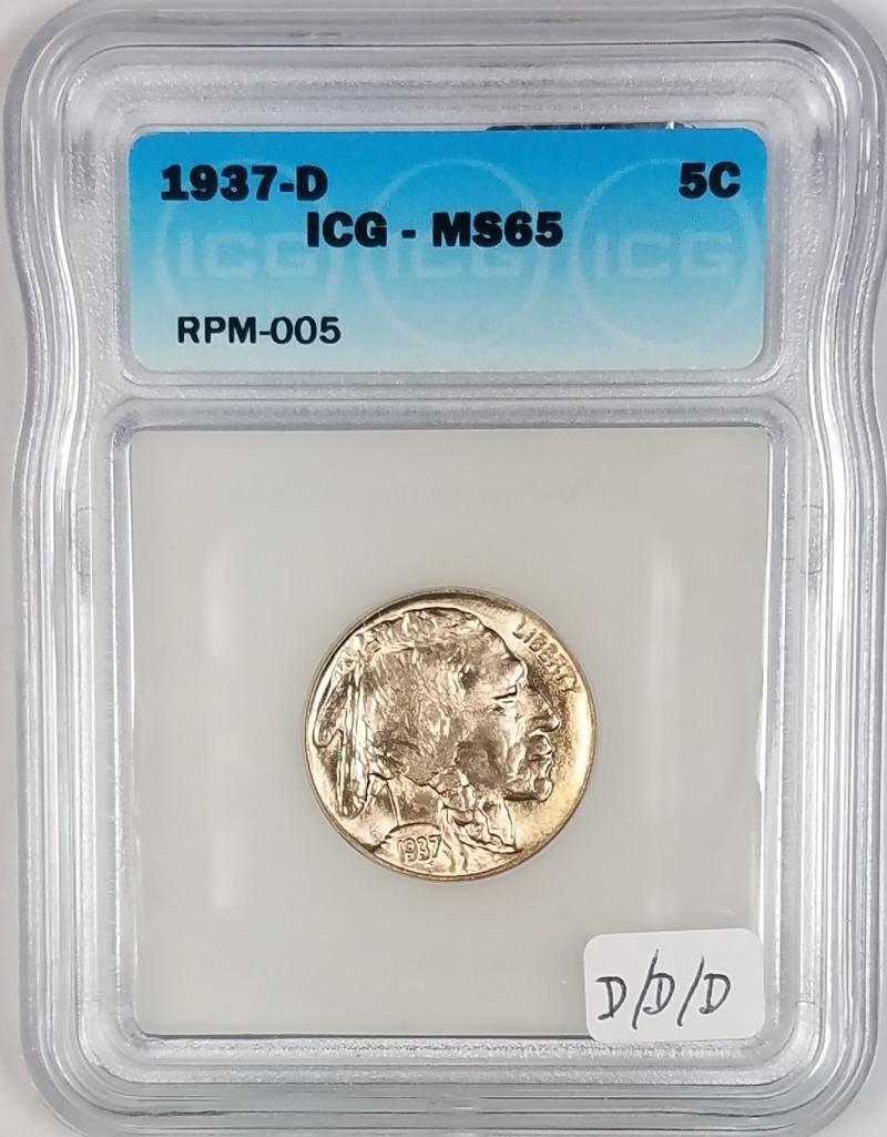 ~~Buffalo~Liberty /& BU Jefferson Nickels RARE Old Coin Starter Set of 7+ 4 Free
