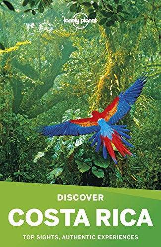 Lonely Planet Discover Costa Rica (Travel Guide)