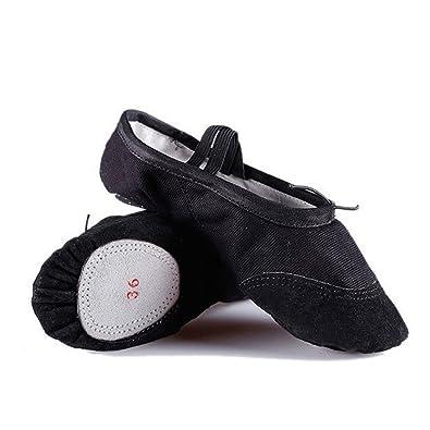 Wxmddn Tanzschuhe Soft Bottom Tanzschuhe Yoga Katze Claw Schuhe Ballett Praxis Schuhe erwachsenen Bauch Schuhe,Hellrosa,E25 WXMDDN