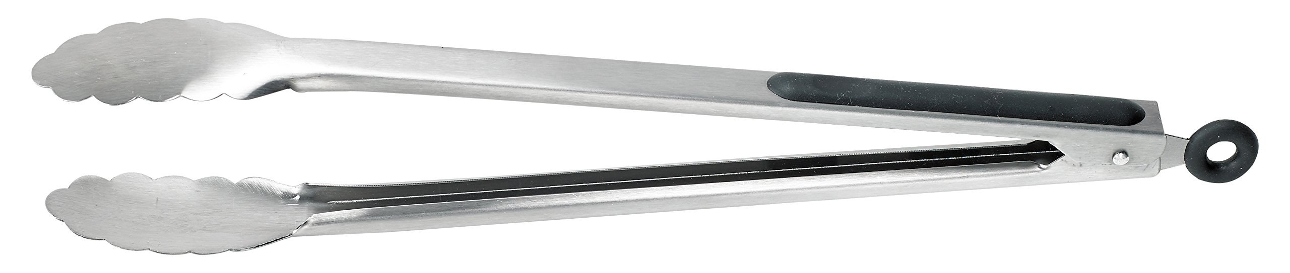 Cutlery-Pro Chef Locking Tong, Professional Quality, 18/8 Stainless Steel, 9-Inches