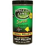 Omega One Super Veggie Pellets Small 6.5oz