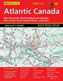 Atlantic Canada Back Road Atlas