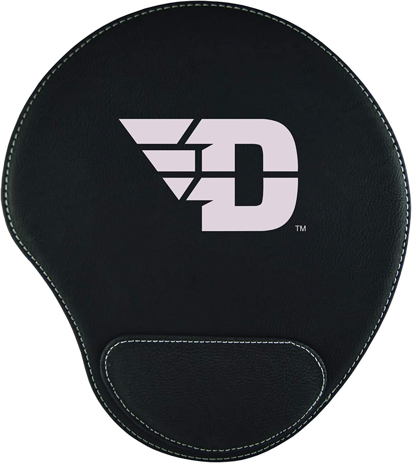 Mouse Pad with Wrist Rest Dayton Flyers