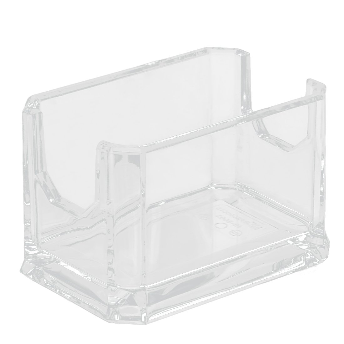uxcell Plastic Coffee Shop Sugar Tea Bag Packet Holder Container Clear US-SA-AJD-193634