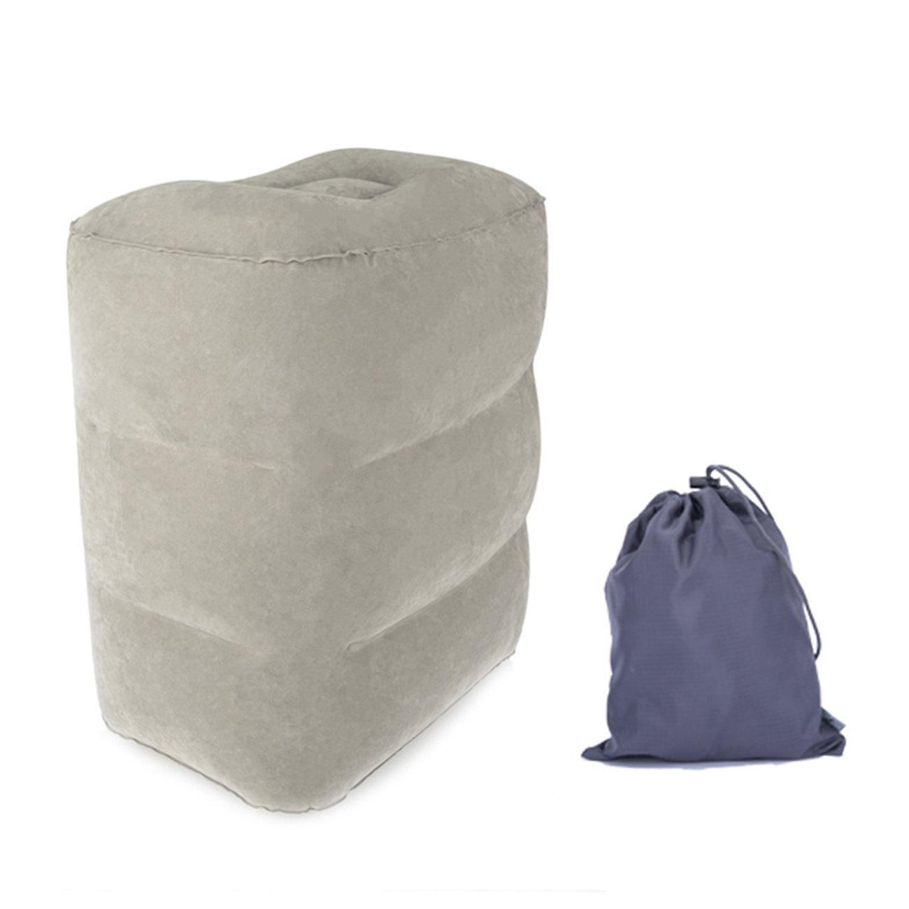 Theeインフレータブル足残り枕キャンプAir Travel Pillow for Resting足脚 2 layer SJJJDZ521-2 B0757FGRYW 2 layer  2 layer