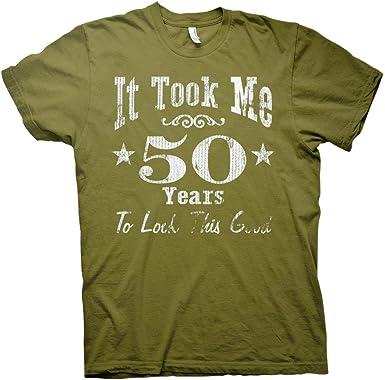 ShirtInvaders ¡Me llevó 50 años para Verlo Bien! - Camiseta ...