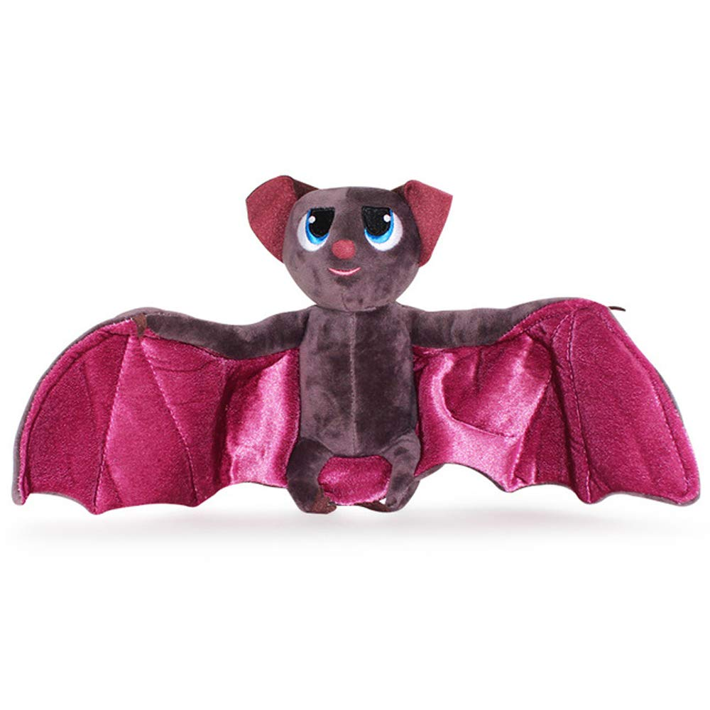 Vampire Bat Plush Toys from Movie Hotel Transylvania, Soft Bat Figure Toy for Kids Halloween Gifts,7'' Tall,15'' Wing spread