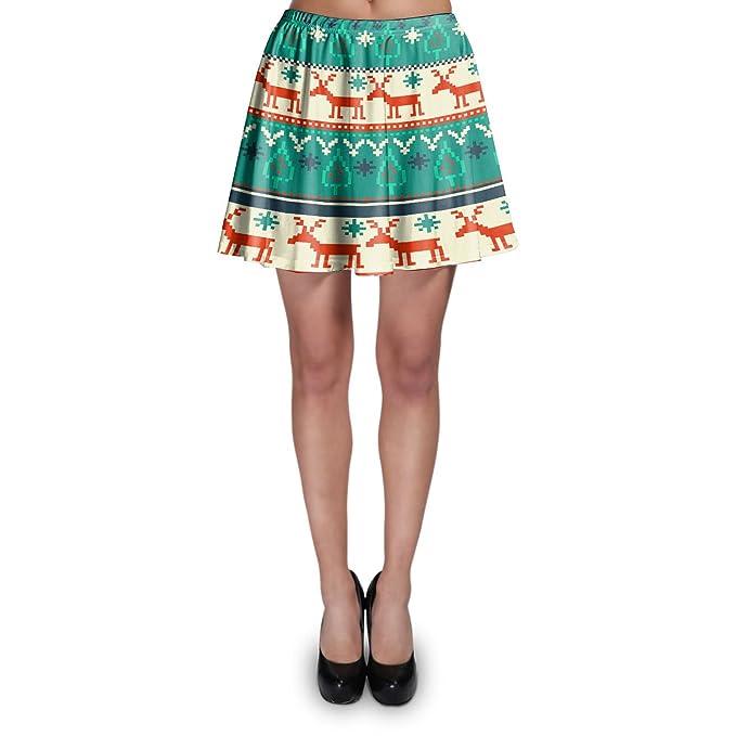 Ugly Christmas Sweater Skirt