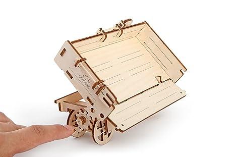 3D Wooden Puzzles/Mechanical Models/Propelled Model For ROKR