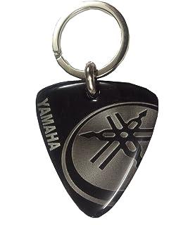 Llaveros - Keychains - Yamaha -round - red - Motocross ...