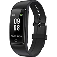 Willful Fitness Tracker No Bluetooth Simple No App No Phone Required Waterproof Fitness Watch Pedometer Watch with Step…