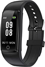 Willful Fitness Tracker No Bluetooth Simple No App No Phone Required