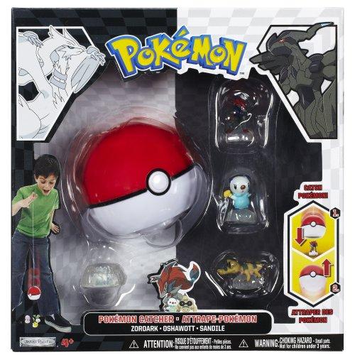 Pokemon Catcher Series #1 Water Type Starter - Wave 1A - Zoroark