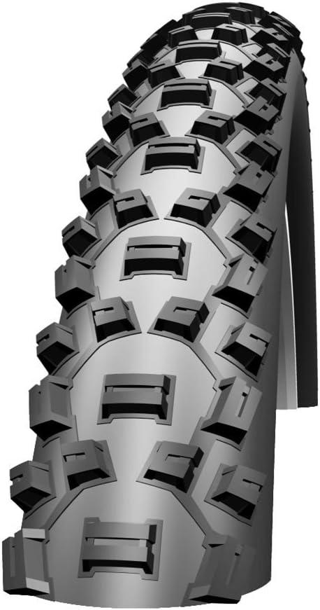 Erwachsene Reife-1402655202 Fahrradreife Schwalbe Unisex/ 26x2.10 Schwarz