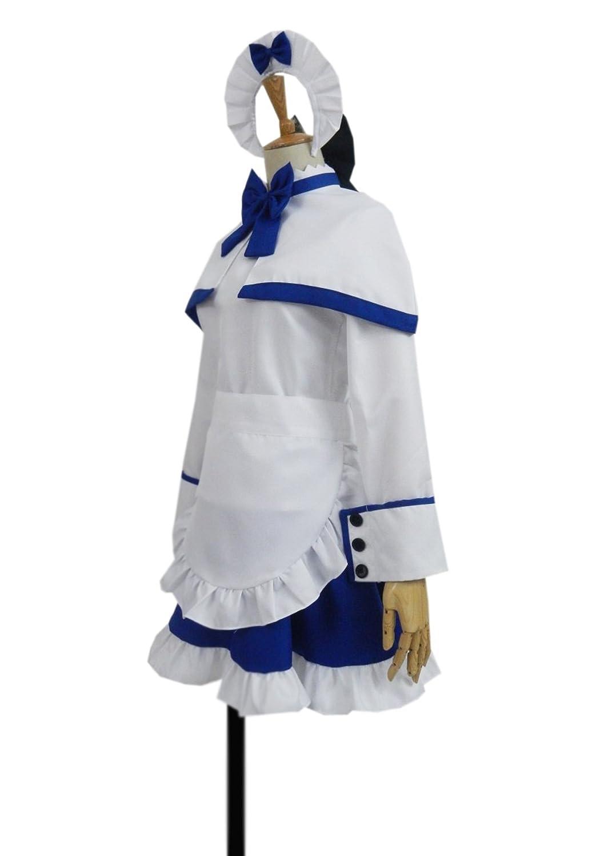 Amazon.com: dreamcosplay Anime Mondaiji Leticia Draculair ...