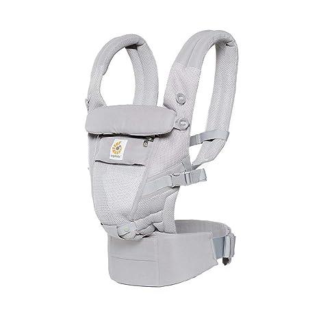 Ergobaby Adapt Cool Air - Mochila portabebés, color gris