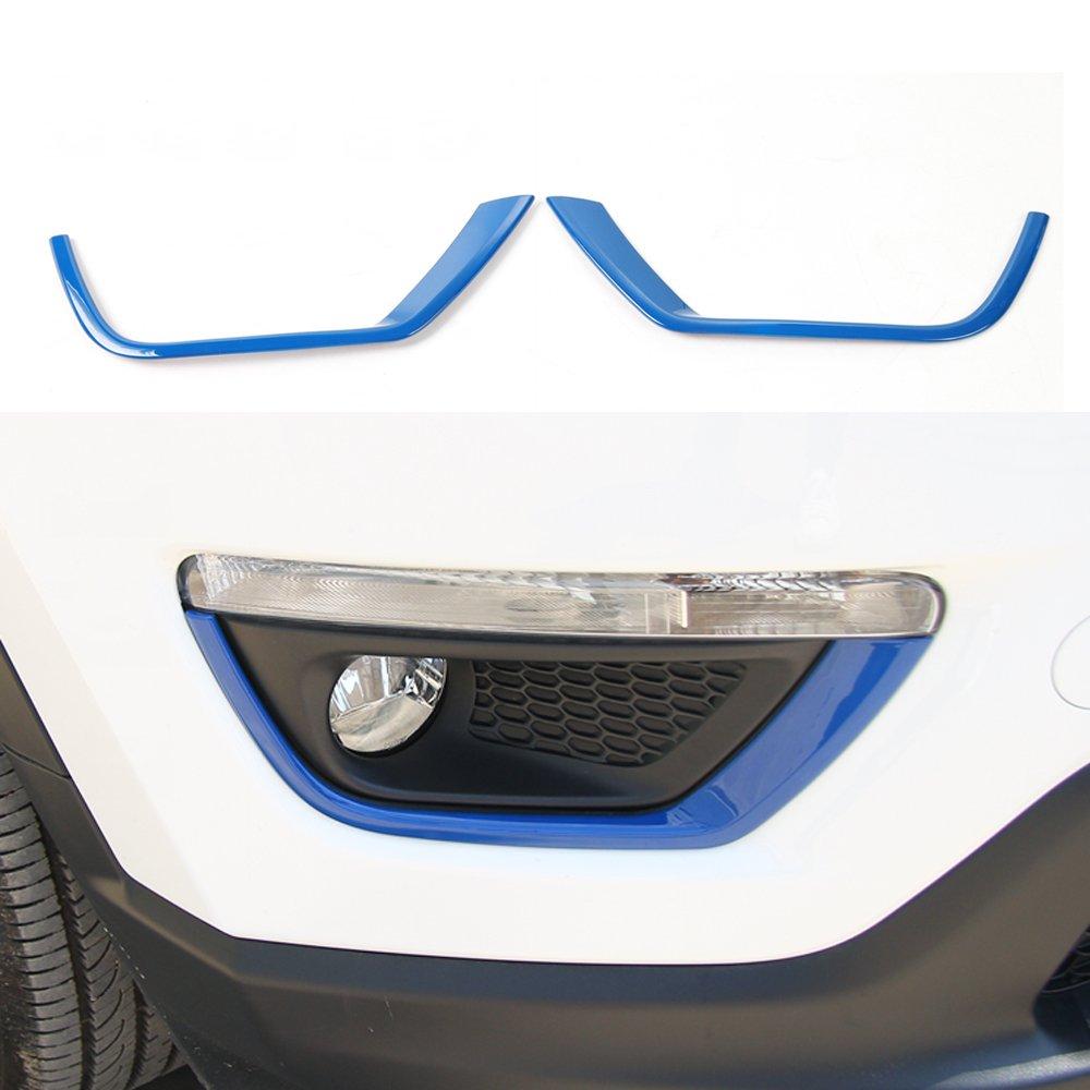 Chrome Inner Headlight fog Switch panel Frame trim for 2015-17 F150 Accessories
