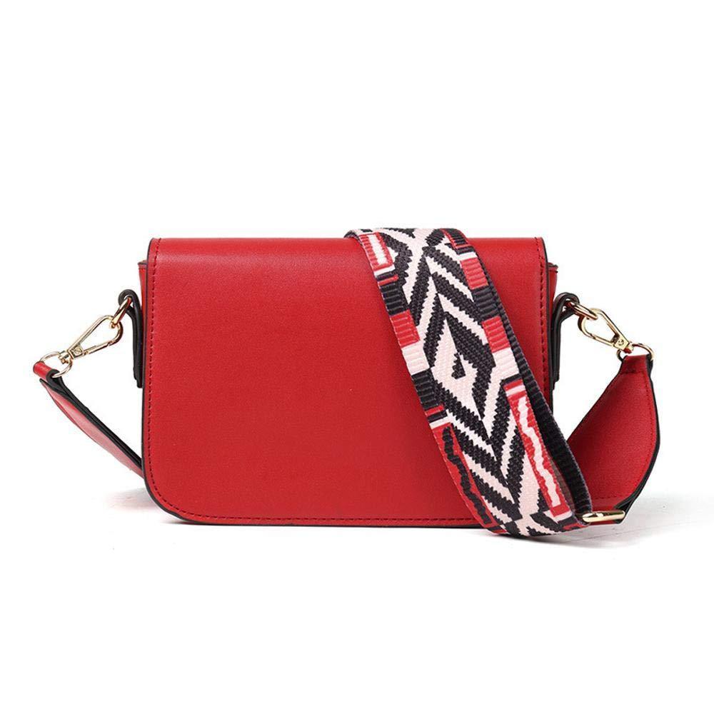 Y-YT Y-YT Y-YT Damen Handtasche Weaving Mattenketten schrägen Span Lock Schnalle Einzigen Weiblichen Xiaofang Umhängetasche PU-Material 20  6  14 cm B07H59957W Messenger-Bags 5f5052