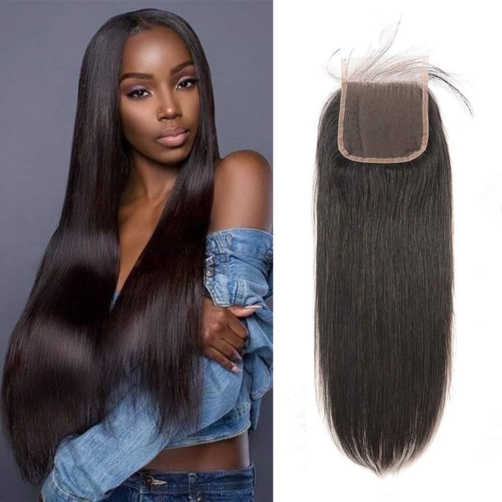 Super sale period limited Lianlian favorite Brazilian Human Hair Lace Straight 100%Unprocessed Clos