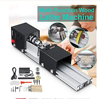 YWY Mini wood lathe-multi-function Wood Lathes product image 2