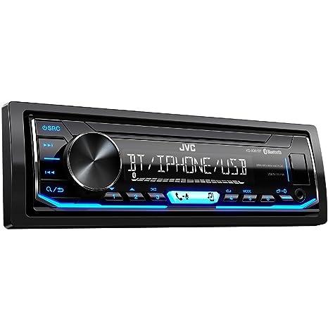 012e7bc0e2e JVC KD-X351BTMN Digital Media Receiver for Car  Amazon.in  Electronics