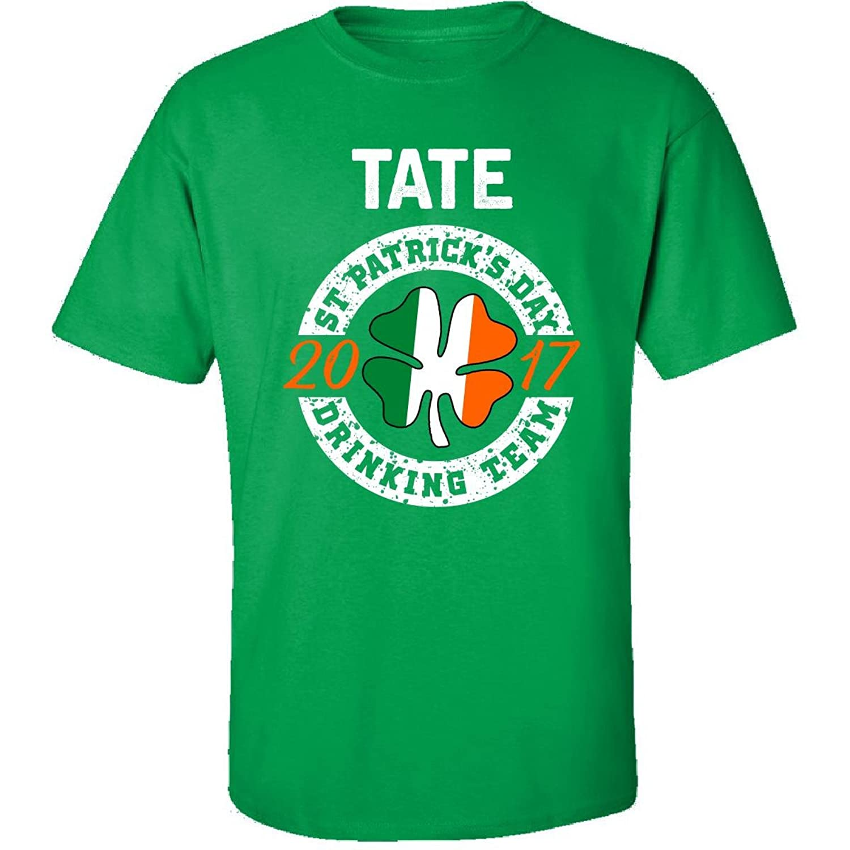Tate St Patricks Day 2017 Drinking Team Irish - Adult Shirt