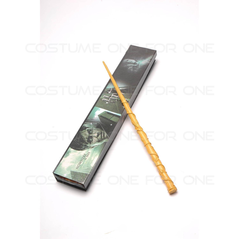 Joycorner® Harry Potter bacchetta magica Replica HERMIONE JANE GRANGER di Cosplay Wand Wizard Mago