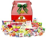 1960's Holiday Retro Candy Gift Box