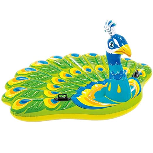 Flotante hinchable, TianranRT flotante de boya de pavo real ...