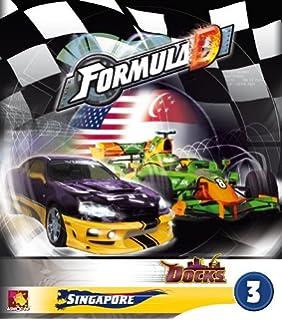 Asmodee - Juguete Formula D: Amazon.es: Juguetes y juegos
