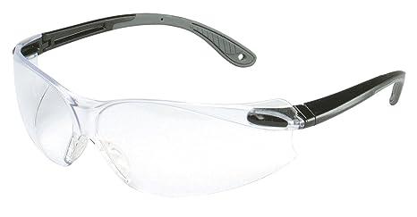 3M Virtua V4 Indoor/Outdoor Mirror Lens Safety Glasses, Black Frame