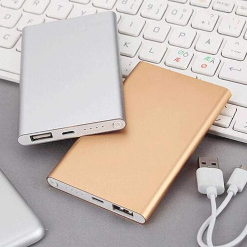 Amazon.com: sholdnut - Cargador de batería externo para ...