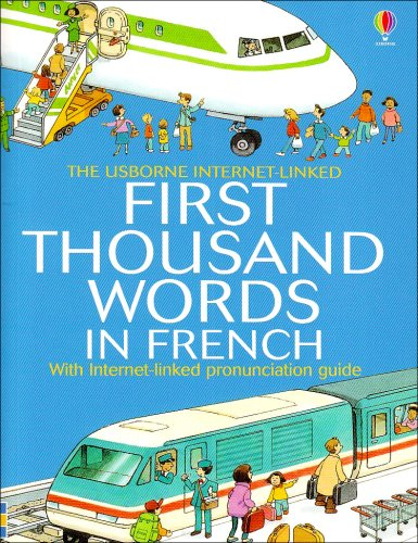 1000 first words in french - 3