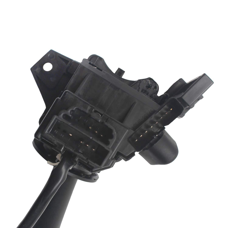 Turn Signal Switch Front fits for 2003-2006 Cadillac Escalade 2002-2009 Chevy Trailblazer 2003-2006 GMC Yukon 2003-2006 GMC Yukon XL 2003-2007 Hummer H2 2003-2008 Isuzu Ascender 12450067