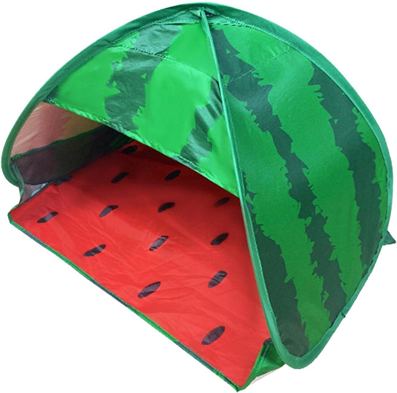 Vecksoy Carpa Instantánea para Sombrillas De Playa Carpa Plegable Portátil con Dosel De Protección Solar A Prueba De Viento para Actividades Al Aire Libre