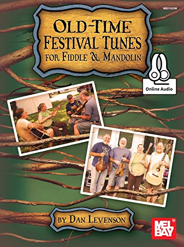 Old-Time Festival Tunes For Fiddle & ()