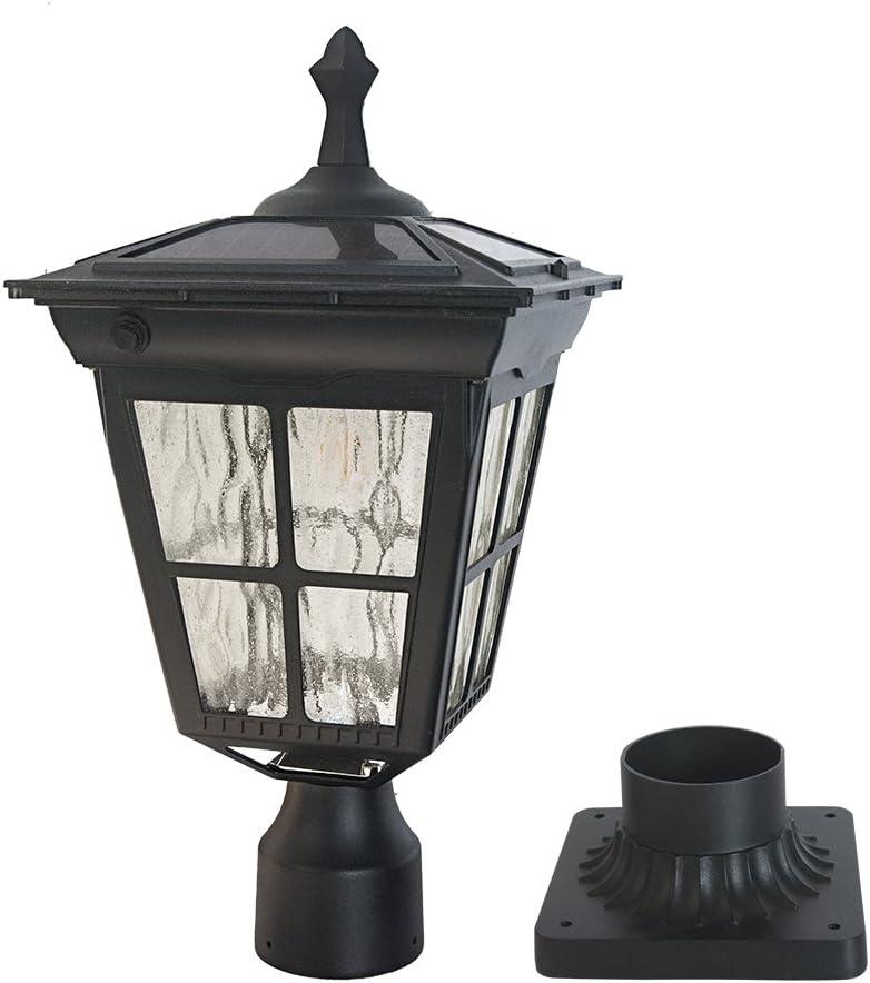 Kemeco Cast Aluminium Solar Post Light