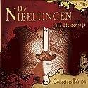 Die Nibelungen - Eine Heldensage (Nibelungen Collectors Edition) Hörspiel von Jürgen Knop Gesprochen von: Joachim Nottke, Ulli Herzog, Otto Czarski