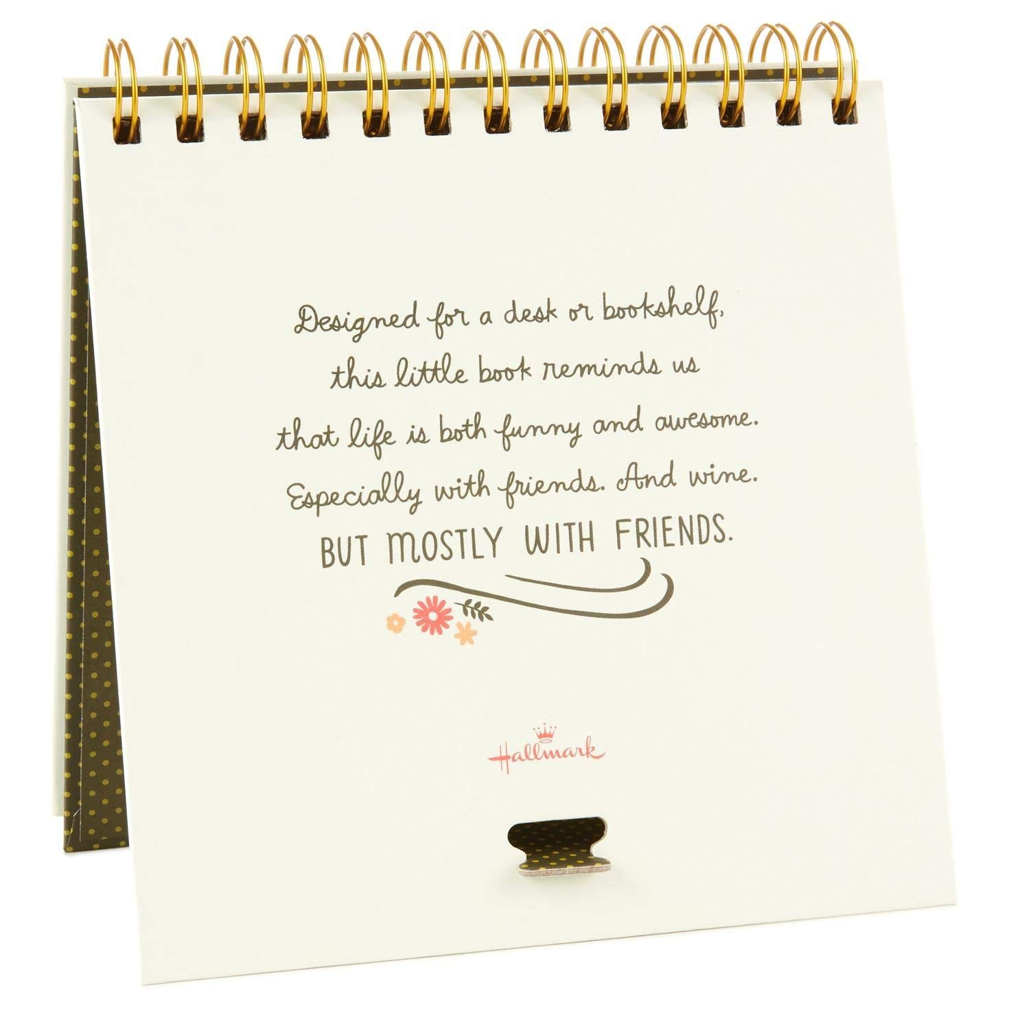Hallmark Happy is The New Perfect Book Inspirational Books