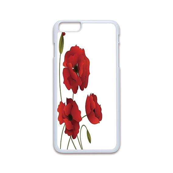 Amazon phone case compatible with iphone6 plus iphone6s plus 2d phone case compatible with iphone6 plus iphone6s plus 2d print fashion white edgefloral mightylinksfo