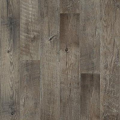 "Adura Max Dockside Driftwood 8mm x 6 x 48"" Engineered Vinyl Flooring SAMPLE"