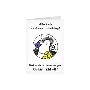 Sheepworld Carte D Anniversaire Pliante Motif Le Monde Des Moutons
