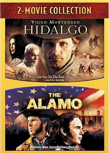 - The Alamo/Hidalgo DVD 2-Pack